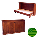 Amish Mission Murphy Bed
