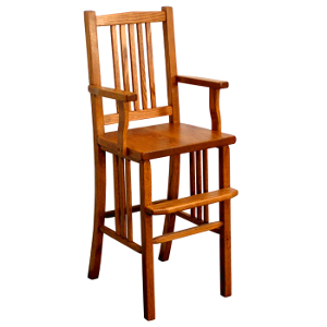 z 6-26-14 Amish Mission Youth Chair - NO LONGER AVAILABLE
