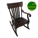Amish Maddox Rocking Chair