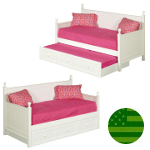 Amish Ofira Trundle Daybed