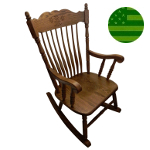 Amish Pearce Rocking Chair