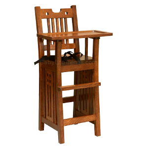 z 11-13-15 Amish Richland Baby High Chair - NO LONGER AVAILABLE