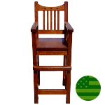 Amish Royal Mission Youth Chair