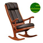Amish Serenity Rocking Chair