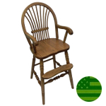 Amish Sheaf Youth Chair