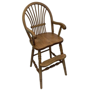 Amish Sheaf Youth Chair