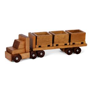 Amish Skid Truck