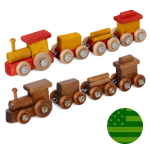 Amish Small Train Set