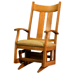 Made.in.America.Amish.Summit.Glider.Fabric.Seat.Solid.Wood.300.jpg