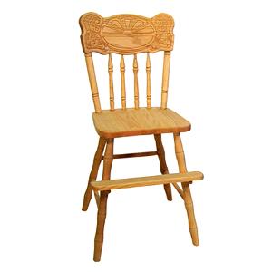 Amish Sunburst Youth Chair