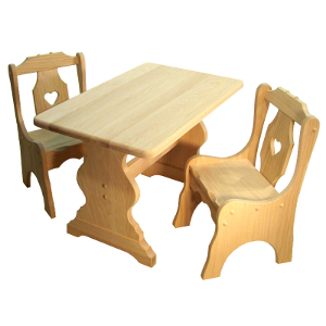 Tables with chairs - pattern in3d in DWG | BiblioCAD