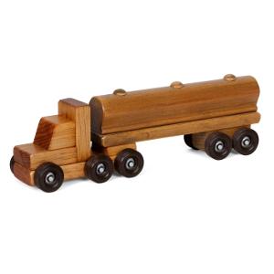 Amish Tank Truck