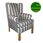Tara Wing Back Chair