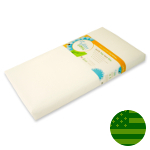Lullaby Earth Super Lightweight Crib Mattress - Waterproof
