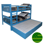 Riley Trundle Bunk Bed