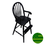 Amish Spindle Youth Chair