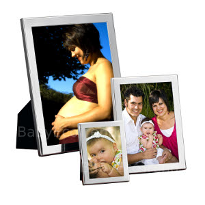z 12-2-13 Sterling Silver Picture Frame - NO LONGER AVAILALBE