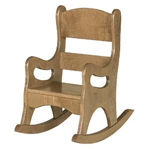 Usa Made Children S Furniutre Amish Child S Maple