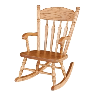 image vintage childs delphos s chair teetertot rare itm wooden rocker is loading baby rocking child