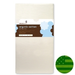 Naturepedic Organic Lightweight Classic Crib Mattress - Waterproof