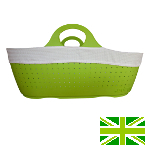 Moba Baby Moses Basket - Apple