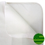 Naturepedic Organic Crib Mattress Protection Pad - Flat