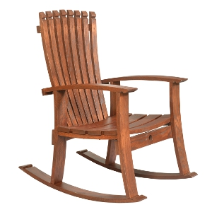Amish Barrel Rocking Chair  sc 1 st  Baby Eco Trends & USA Made Amish Rocking Chairs u0026 Gliders : Amish Barrel Rocking Chair ...